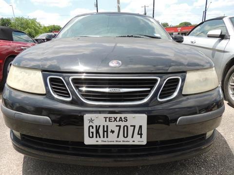 2006 Saab 9-3 for sale in San Antonio, TX