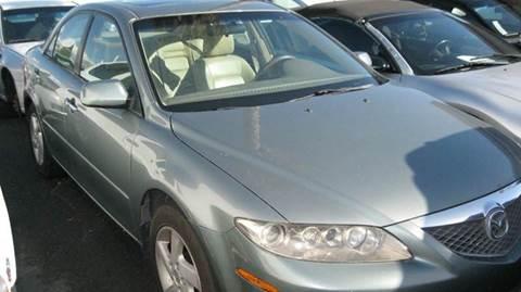 2003 Mazda MAZDA6 for sale at CABO MOTORS in Chula Vista CA