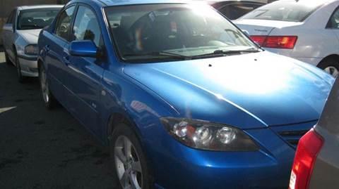 2006 Mazda MAZDA3 for sale at CABO MOTORS in Chula Vista CA