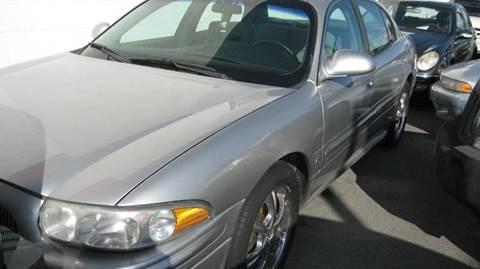 2004 Buick LeSabre for sale at CABO MOTORS in Chula Vista CA