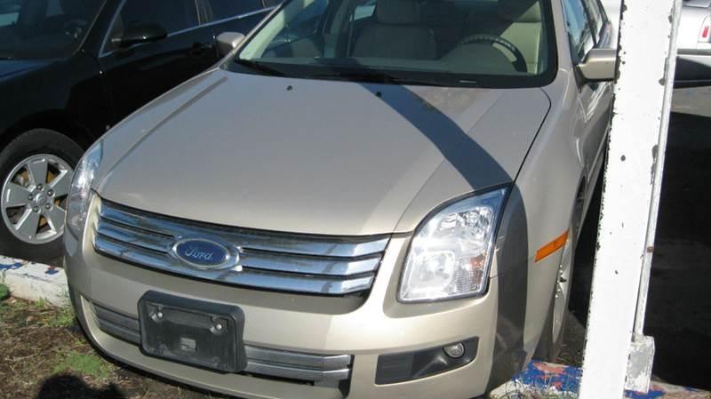 2007 Ford Fusion for sale at CABO MOTORS in Chula Vista CA