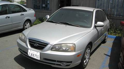 2003 Hyundai Accent for sale at CABO MOTORS in Chula Vista CA