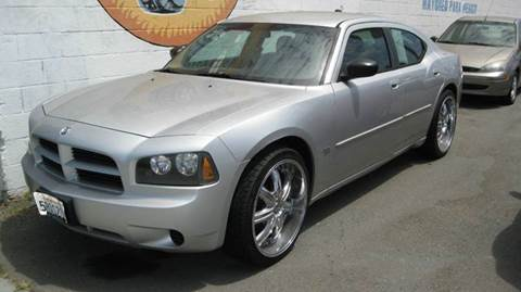 2006 Dodge Charger for sale at CABO MOTORS in Chula Vista CA