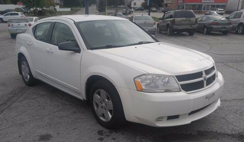 2008 Dodge Avenger for sale in Austintown, OH