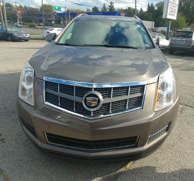 2011 Cadillac SRX for sale in Austintown, OH