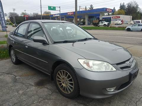2005 Honda Civic for sale in Austintown, OH