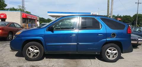 2003 Pontiac Aztek for sale in Austintown, OH