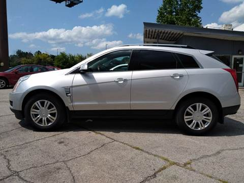 2012 Cadillac SRX for sale in Austintown, OH