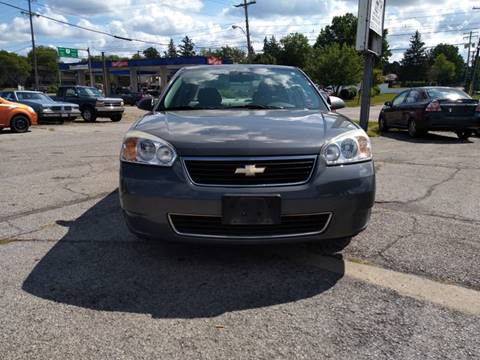 2008 Chevrolet Malibu Classic for sale in Austintown, OH