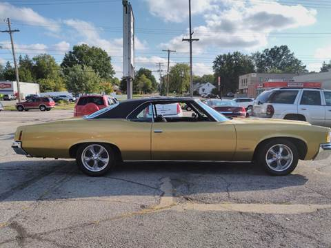 1972 Pontiac Catalina for sale in Austintown, OH