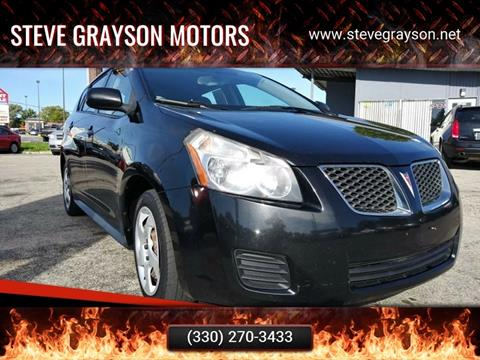 2009 Pontiac Vibe for sale in Austintown, OH