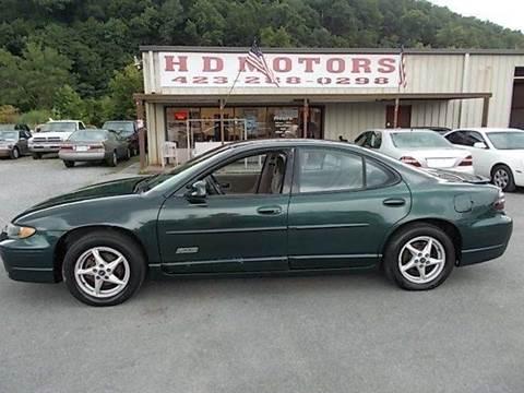 2000 Pontiac Grand Prix for sale in Kingsport, TN