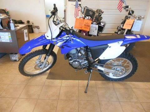 2012 Yamaha TTR 230