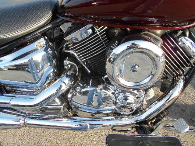 2007 Yamaha V-Star V1100 - Kingsport TN