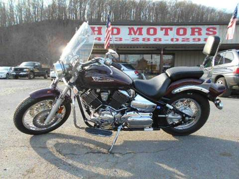 2007 Yamaha V-Star for sale in Kingsport, TN