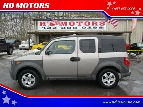 2004 Honda Element for sale in Kingsport, TN