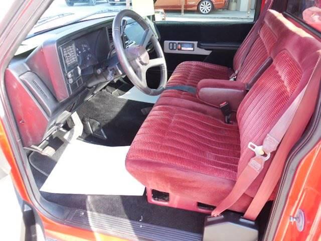 1990 Chevrolet C/K 1500 Series 2dr C1500 Silverado Standard Cab Stepside SB - Kingsport TN