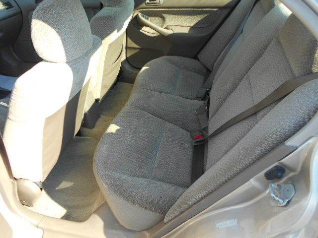 2000 Honda Civic EX 4dr Sedan - Kingsport TN