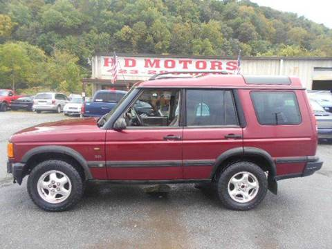 2000 Land Rover Discovery Series II