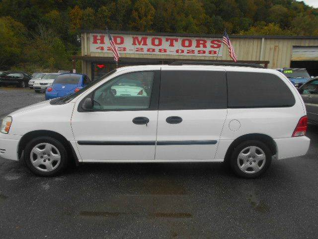 Image Gallery 2006 Ford Freestar