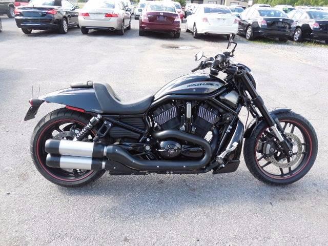 2012 Harley Davidson V Rod Night Rod In Kingsport Tn Hd