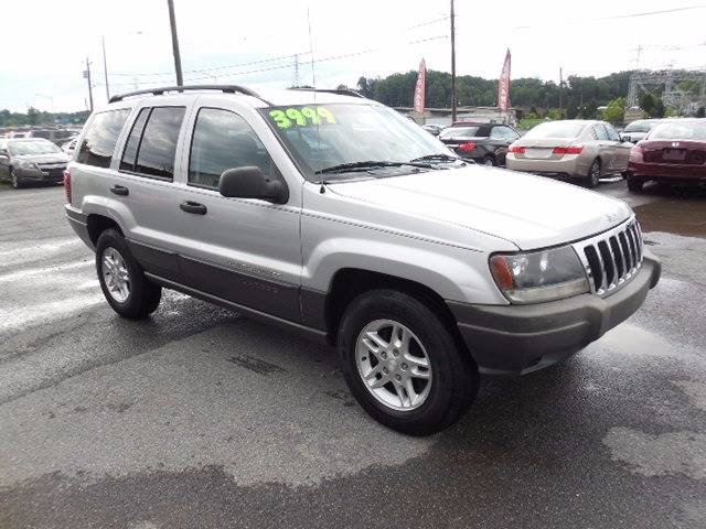 2002 Jeep Grand Cherokee 4dr Laredo 4WD SUV In KINGSPORT TN  HD