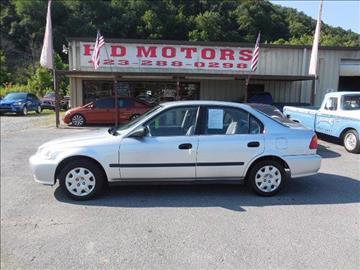 1999 Honda Civic for sale in Kingsport, TN