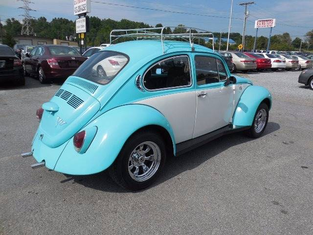 1972 Volkswagen Beetle SUPER BEETLE In Kingsport TN - HD MOTORS