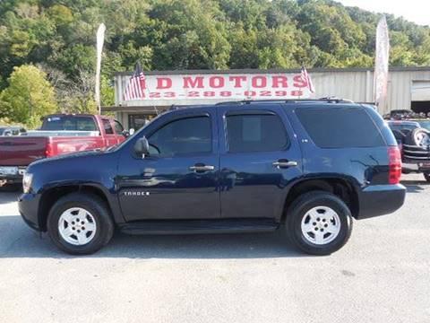 2007 Chevrolet Tahoe for sale in Kingsport, TN