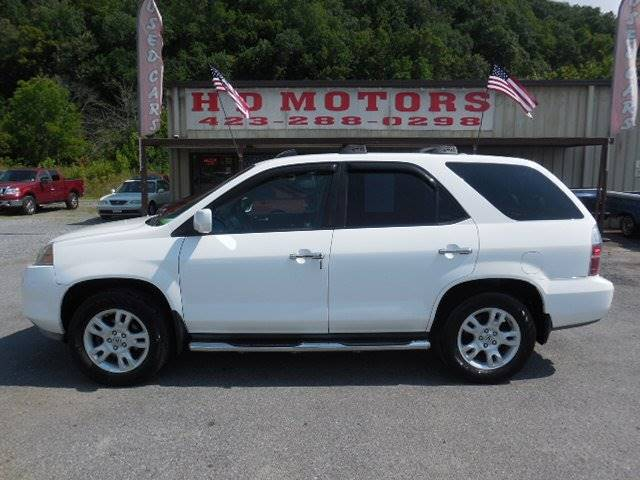 2006 Acura Mdx AWD Touring 4dr SUV In Kingsport TN - HD MOTORS