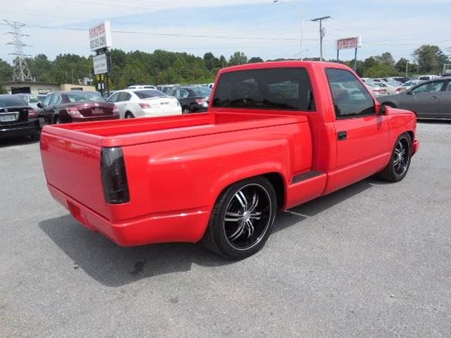 1990 Chevrolet C/K 1500 Series 2dr C1500 Silverado ...