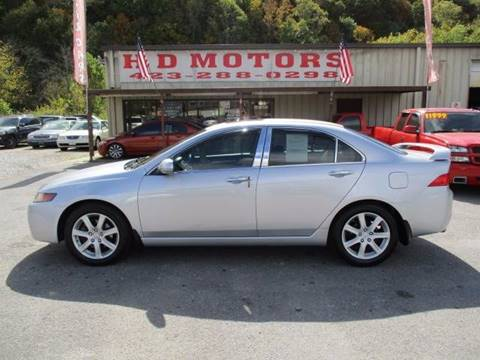 2004 Acura TSX for sale in Kingsport, TN