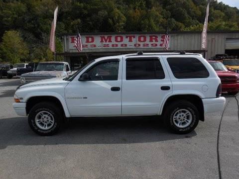 1998 Dodge Durango For Sale