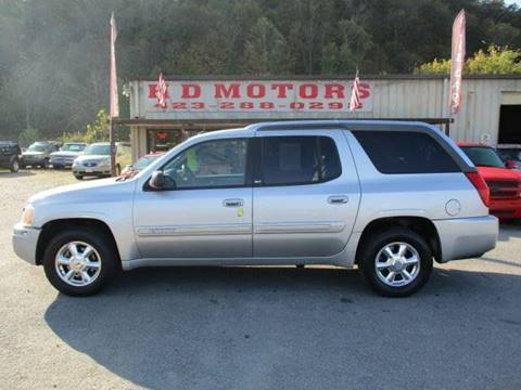 2004 GMC Envoy XUV for sale in Kingsport, TN