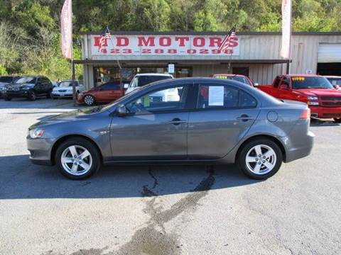 2008 Mitsubishi Lancer for sale in Kingsport, TN