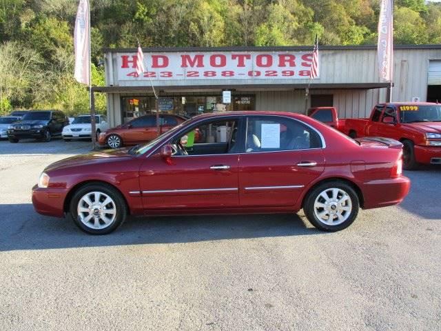 2004 kia optima ex v6 4dr sedan in kingsport tn hd motors Hd motors kingsport tn