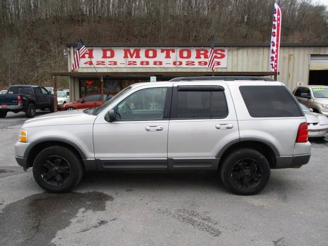 2003 Ford Explorer 4dr Xlt 4wd Suv In Kingsport Tn Hd Motors: hd motors kingsport tn
