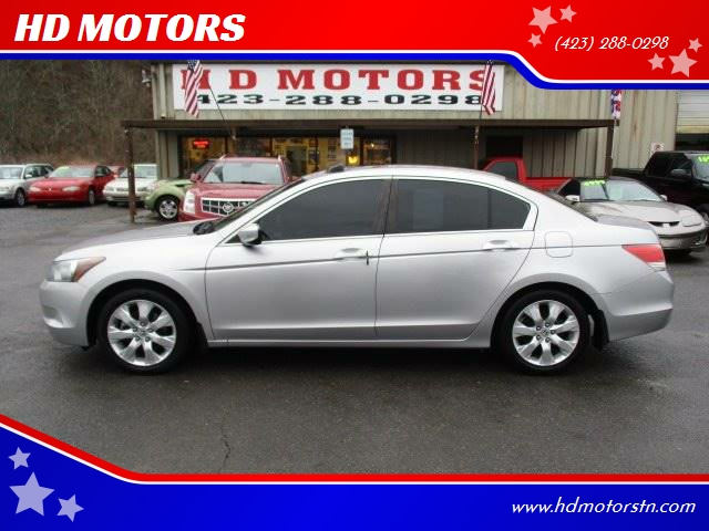 2010 Honda Accord EX 4dr Sedan 5M   Kingsport TN
