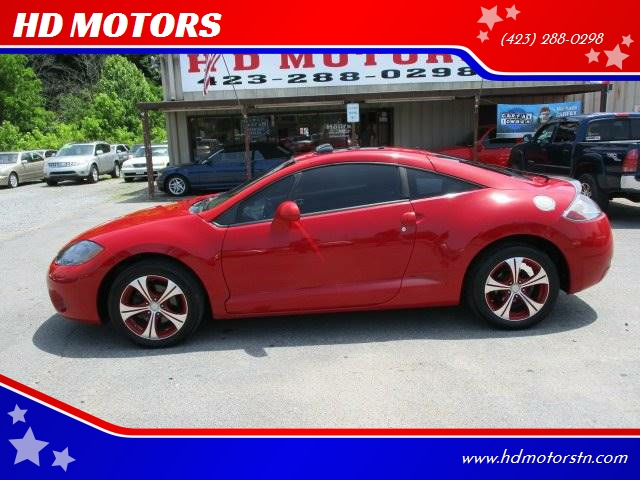 2006 Mitsubishi Eclipse GS 2dr Hatchback W/Automatic   Kingsport TN