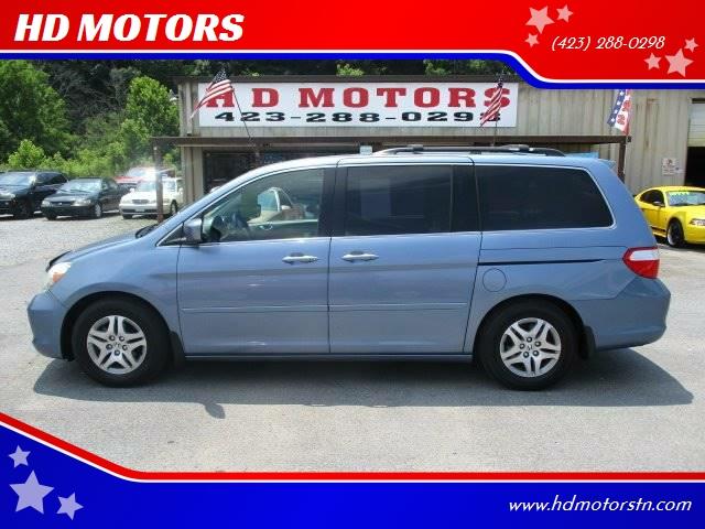 Beautiful 2006 Honda Odyssey EX L 4dr Mini Van W/DVD   Kingsport TN