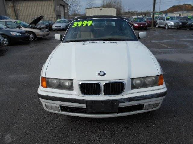 1997 BMW 3 Series 328i 2dr Convertible - Kingsport TN