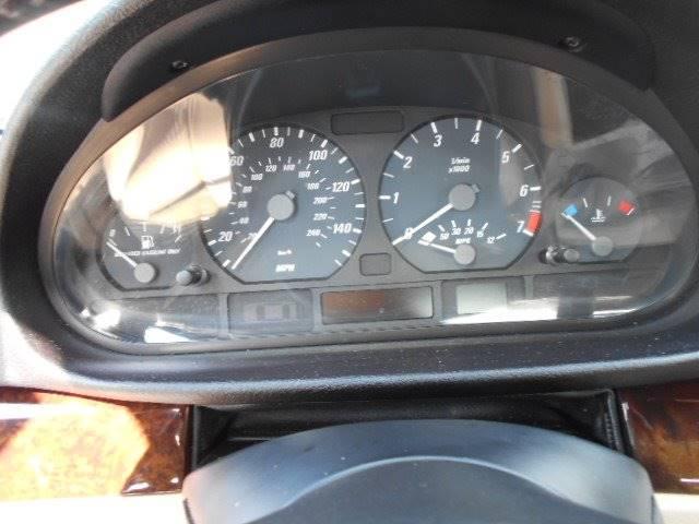 2004 BMW 3 Series 325Ci 2dr Convertible - Kingsport TN
