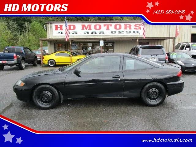 HD MOTORS - Used Cars - Kingsport TN Dealer