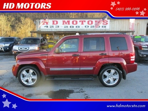 2012 Jeep Liberty for sale in Kingsport, TN