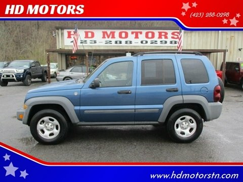 2005 Jeep Liberty for sale in Kingsport, TN