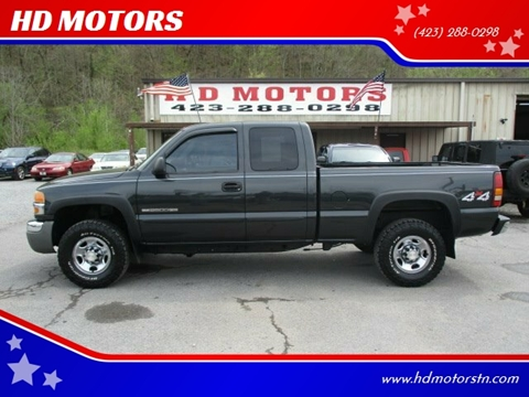 2003 GMC Sierra 2500HD for sale in Kingsport, TN