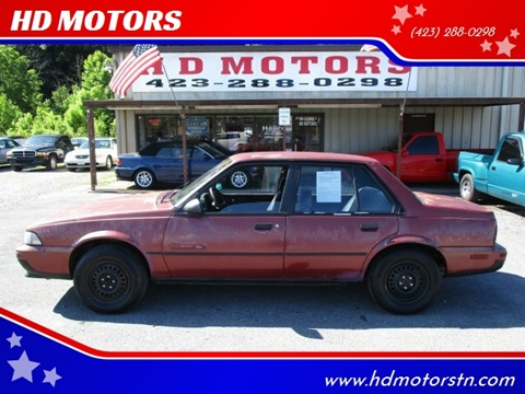 1988 Chevrolet Cavalier for sale in Kingsport, TN