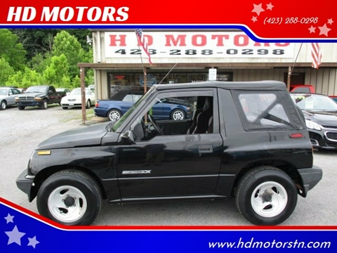 1995 Suzuki Sidekick for sale in Kingsport, TN