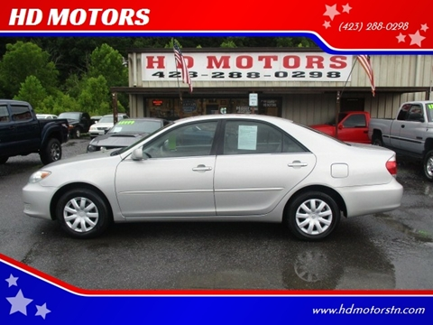 Toyota Camry For Sale in Kingsport, TN - HD MOTORS