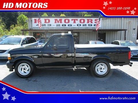 1994 Ford F-150 SVT Lightning for sale in Kingsport, TN